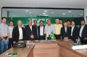 Deputado Airton acompanha empresários Sul-Coreanos em Ji-Paraná