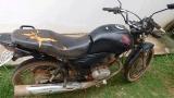 Adolescente conhecido por vários furtos é apreendido com moto adulterada