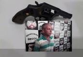 Comerciante que confessou assassinato da ex-esposa e a culpou por estar morta é preso