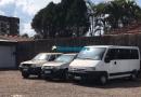 Criminoso usou guincho para levar camionetes da maternidade de Porto Velho; veículos foram encontrados em oficina