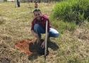 Márcio Oliveira apoia e participa da Gincana Ecológica da Escola Rio Branco