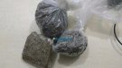 Casal é flagrado com drogas e confessa que alugou apartamento na Zona Leste para vender produto