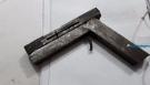 Militar do Exército e adolescente são flagrados com arma artesanal em Porto Velho