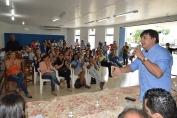 Cleiton Roque agradece parcerias em solenidade de entrega de carteiras de identidade e equipamentos