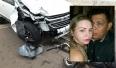 Motorista de caminhonete que matou casal em colisão em viaduto ainda não se apresentou à polícia
