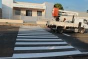 Deputado Airton e governador Confúcio entregam auditório e pavimentação em Ji-Paraná