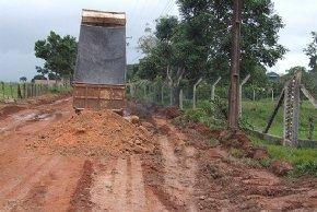 Prefeitura atende pedido de moradores do setor de chácaras Vilhena