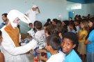 Prefeitura de Vilhena entrega quase 12.000 ovos de Páscoa aos alunos