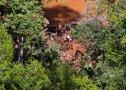 Acidente em cachoeira do Parque Nacional de Chapada dos Guimarães deixa 5 feridos