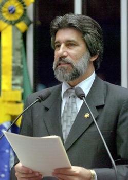 Senador Raupp registra da tribuna visita de Lula a Rondônia