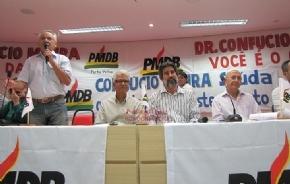 PMDB lança três nomes ao Governo e estuda prévias para escolher futuro candidato