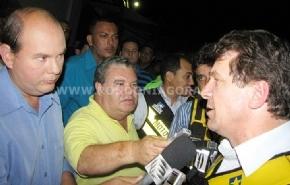 """CASSOL DENUNCIA MAIS UMA VEZ PERSEGUIÇÃO DE PROCURADOR DA REPÚBLICA; """"ELE É DOENTE"""", DIZ GOVERNADOR"""