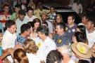 Cahulla confirma parceria com a capital em comício para mais de 3 mil pessoas na Zona Leste