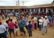 ELEITORADO DE CUJUBIM VOTA COM FORTE APARATO DO EXÉRCITO; CIDADE ESTÁ SITIADA