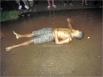 Jovem é morto com dois tiros na Capital – Imagem forte