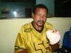 Embriagado tem três dedos decepados em briga de família e foge do hospital