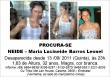 Amigos e parentes tentam encontrar mulher desaparecida em Porto Velho