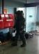SUSPEITA DE BOMBA NO AEROPORTO DA CAPITAL; AGENTES DA PF REALIZAM OPERAÇÃO