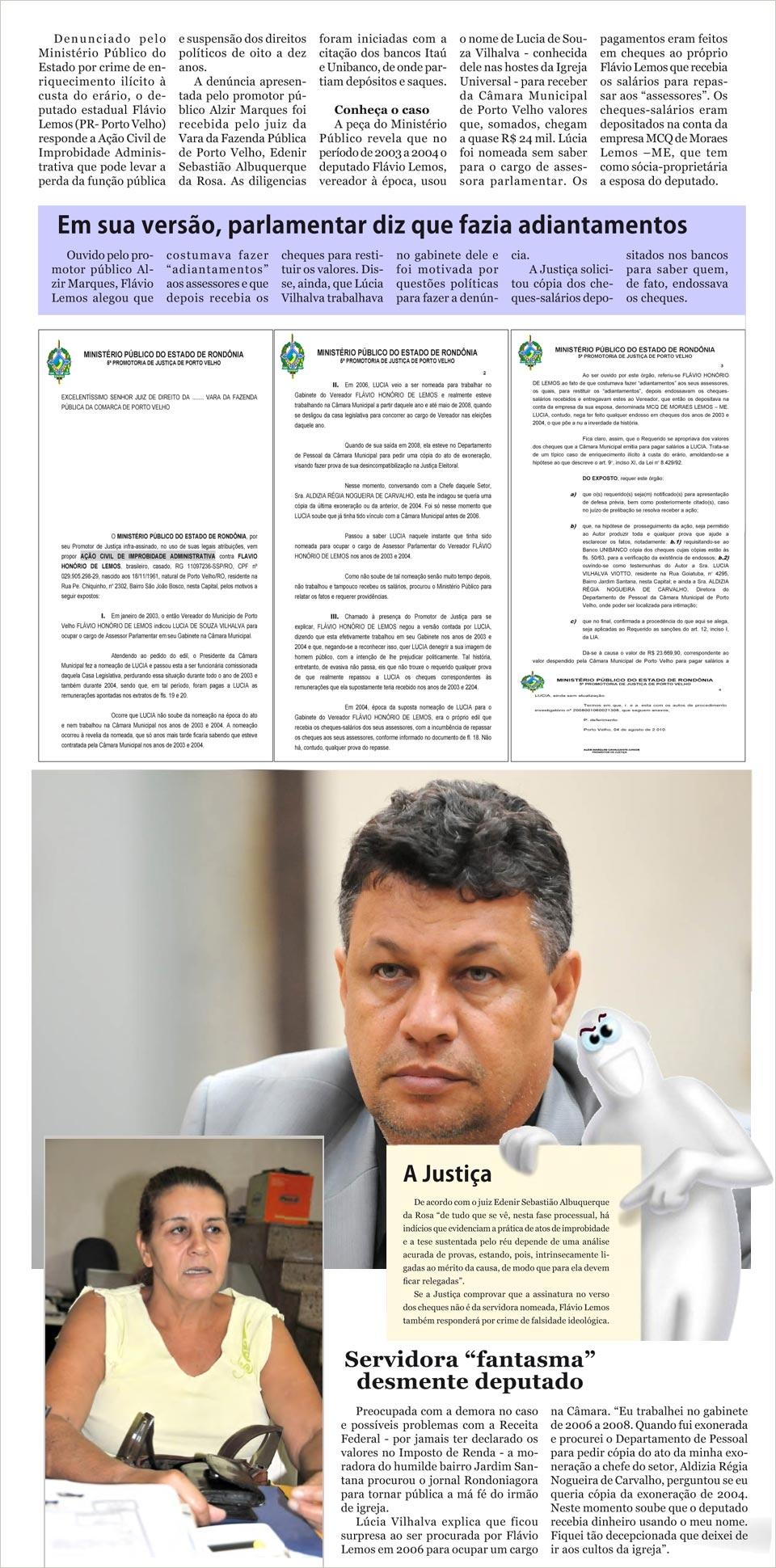 """DEPUTADO ENGANA """"IRMÃ DA IGREJA"""" E EMBOLSA DINHEIRO POR DOIS ANOS"""