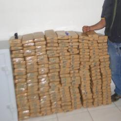 Polícia Civil de Ouro Preto apreende mais de 300 kg de entorpecente e prende acusados