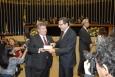 Chagas Neto é homenageado na Câmara Federal pelos 25 anos da Constituição