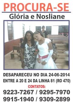 Mãe e filha desaparecem misteriosamente durante caminhada