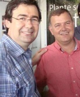 Deputado Jaques Testoni explica apoio a Lúcio Mosquini