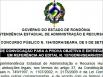GOVERNO DERRUBA DECISÃO DE CONSELHEIRO E MANTÉM CONCURSO DA SESAU NESTE DOMINGO