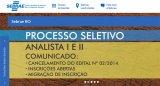 ACESSE EDITAL: INSCRIÇÕES PARA CONCURSO DO SEBRAE SEGUEM ATÉ DIA 22; SALÁRIOS CHEGAM A R$ 7.262,69