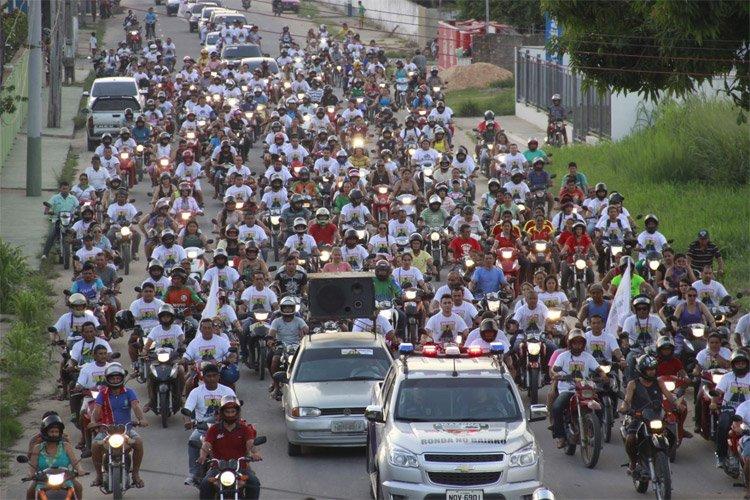 Manicoré faz carreata em prol da BR-319 - Cidades - Rondoniagora.com - As  notícias de Rondônia e Região
