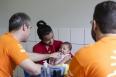 Missão Humanitária da Operação Sorriso se despede de Porto Velho com 74 cirurgias realizadas
