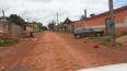 Prefeitura admite que errou ao anunciar 100% de asfalto no Bairro Cidade Nova