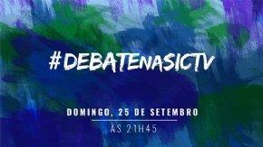 Debate no domingo com candidatos a prefeito de Porto Velho; Rondoniagora e TV Jornet transmitem ao vivo