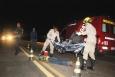 Caminhão guincho mata homem na BR-364