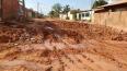 Prefeitura abandonou obras após resultado da eleição, reclama população