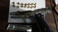 Polícia Rodoviária Federal detém homem por porte ilegal de arma de fogo
