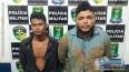 Dupla é presa após tentar assaltar oficial da PM em Machadinho