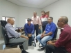 Confúcio se reúne com Alex Testoni e prefeito eleito de Ouro Preto
