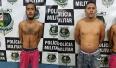Suspeitos de atirarem em policial militar para roubar são presos e confessam crime