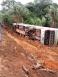 Ônibus atropela motociclista que caiu na BR-364