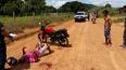 Mototaxista é atingido por quatro tiros em Ouro Preto do Oeste