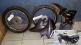 Pai flagra filho negociando peças de moto roubada e o denuncia à polícia