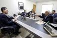 Maurão busca solução para crise entre Policia Civil e governo do Estado