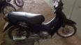 Adolescente de 13 anos é detido com motocicleta furtada