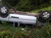 Um morre e três ficam feridos em grave acidente da BR-364