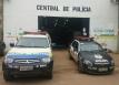 Adolescentes são detidos após furtarem TV, dinheiro e perfumes