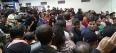 Vídeo: Servidores lotam Assembleia em protesto por garantia de benefícios