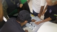 Mães são detidas tentando levar celulares para presos em Casa de Detenção