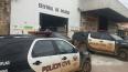 Denunciado por vizinhos, homem é preso após furtar comércio no Costa e Silva
