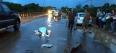 Dois morrem em acidente entre moto e carro na ponte do Rio Jaru